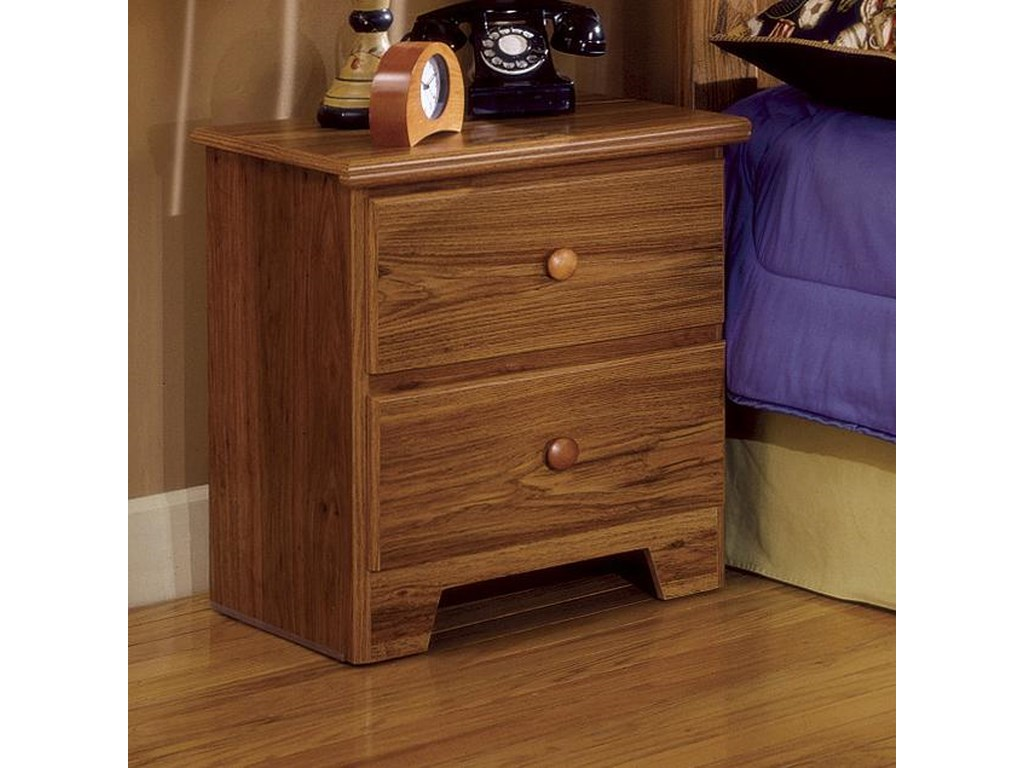Lang Shaker 2 Drawer Nightstand Find Your Furniture Night Stands