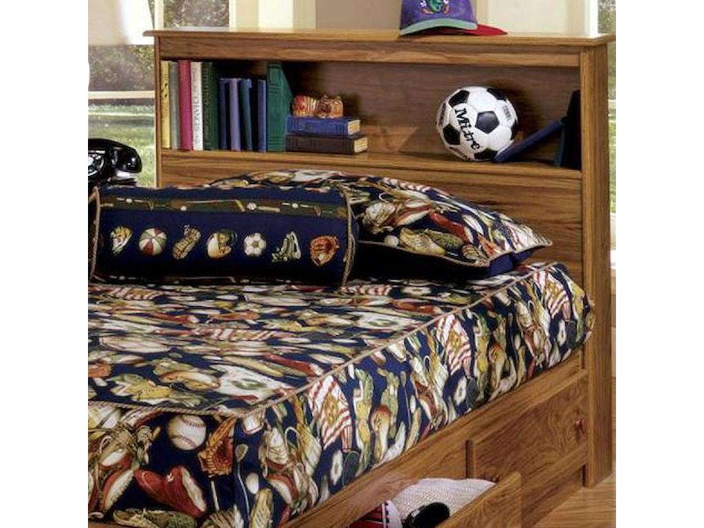 Lang ShakerFull Bookcase Headboard