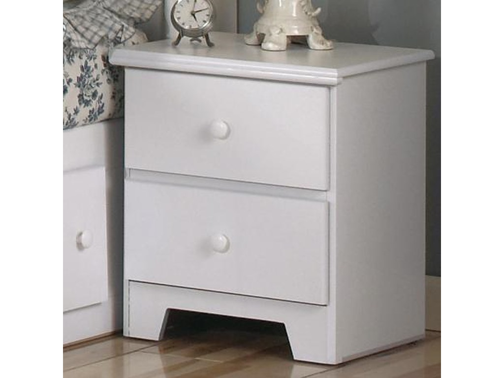 Lang Shaker2 Drawer Nightstand