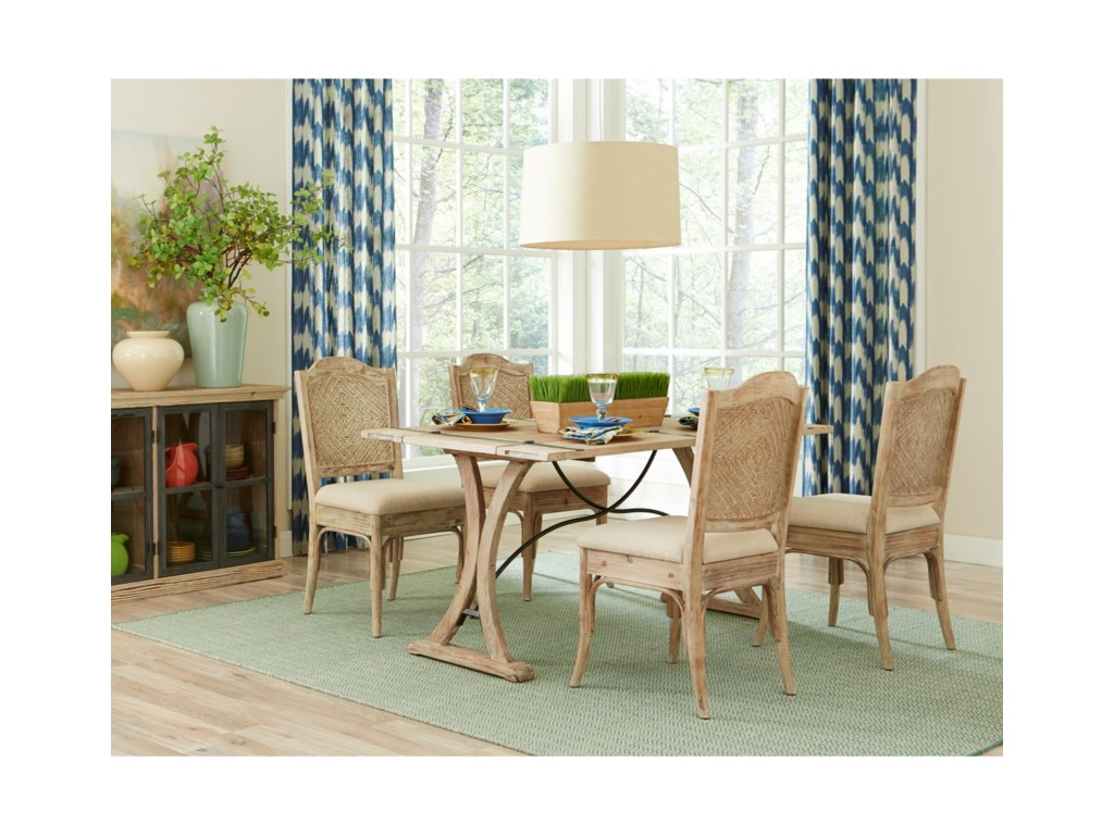 Largo CallistaFolding Top Dining Table