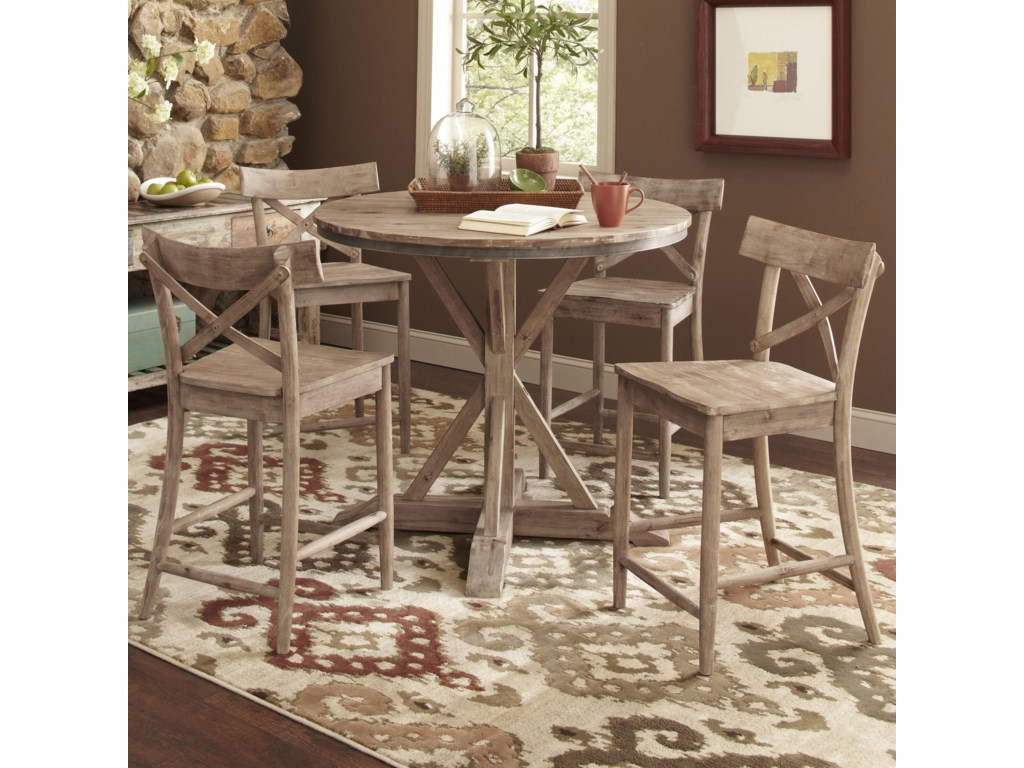Callista Counter Height Dining Table Set