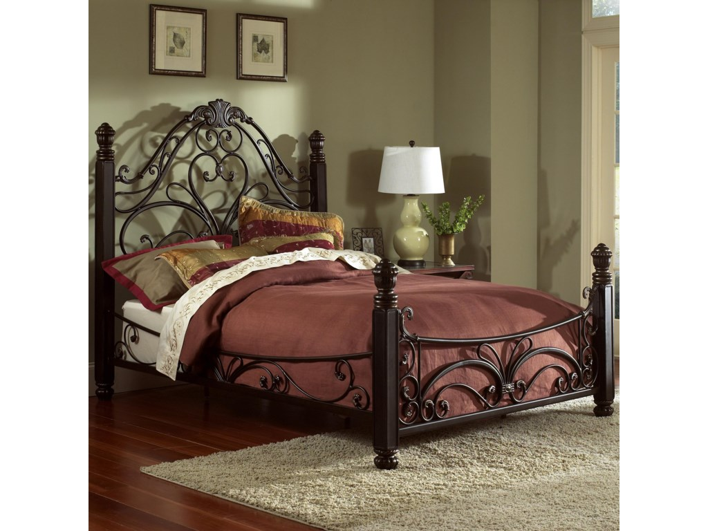 Metal Beds Queen Diana Bed