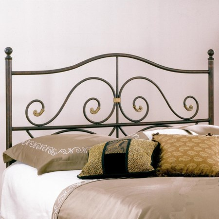 Queen Camden Headboard