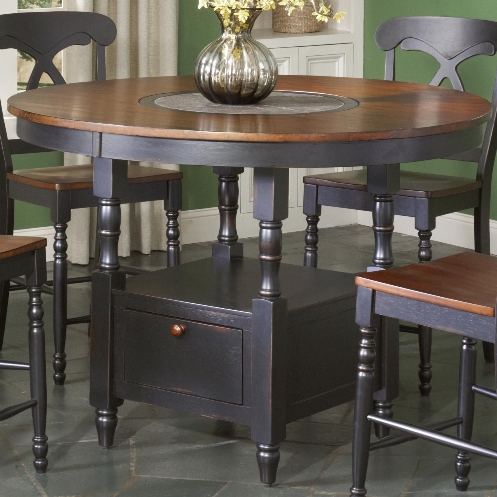 phillip collection furniture. Largo PhillipCounter Height Table With Lazy Susan Phillip Collection Furniture U