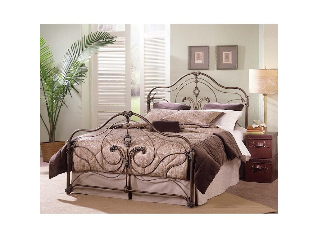 Largo ProvenceQueen Steel and Aluminum Bed