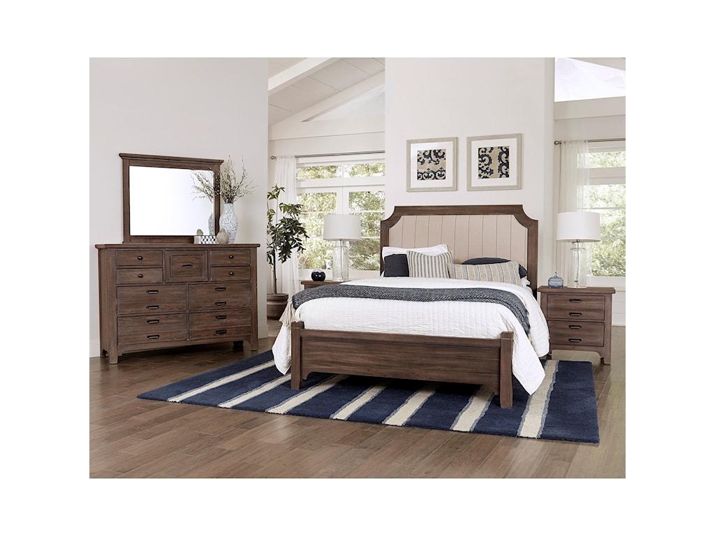 Laurel Mercantile Co. BungalowQueen Bedroom Group