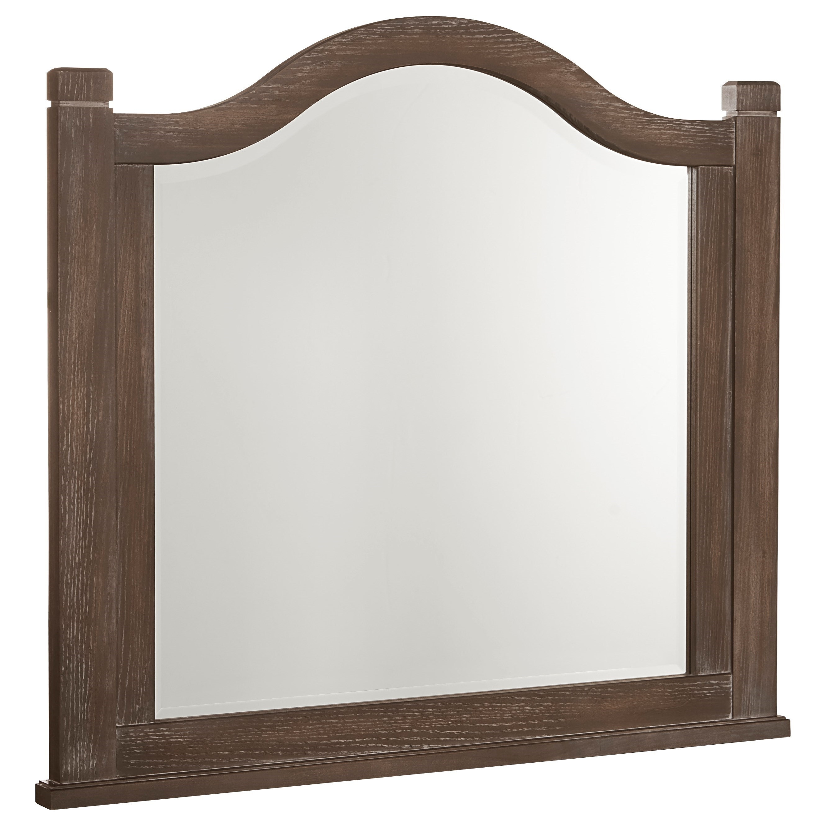 Transitional Master Arch Mirror