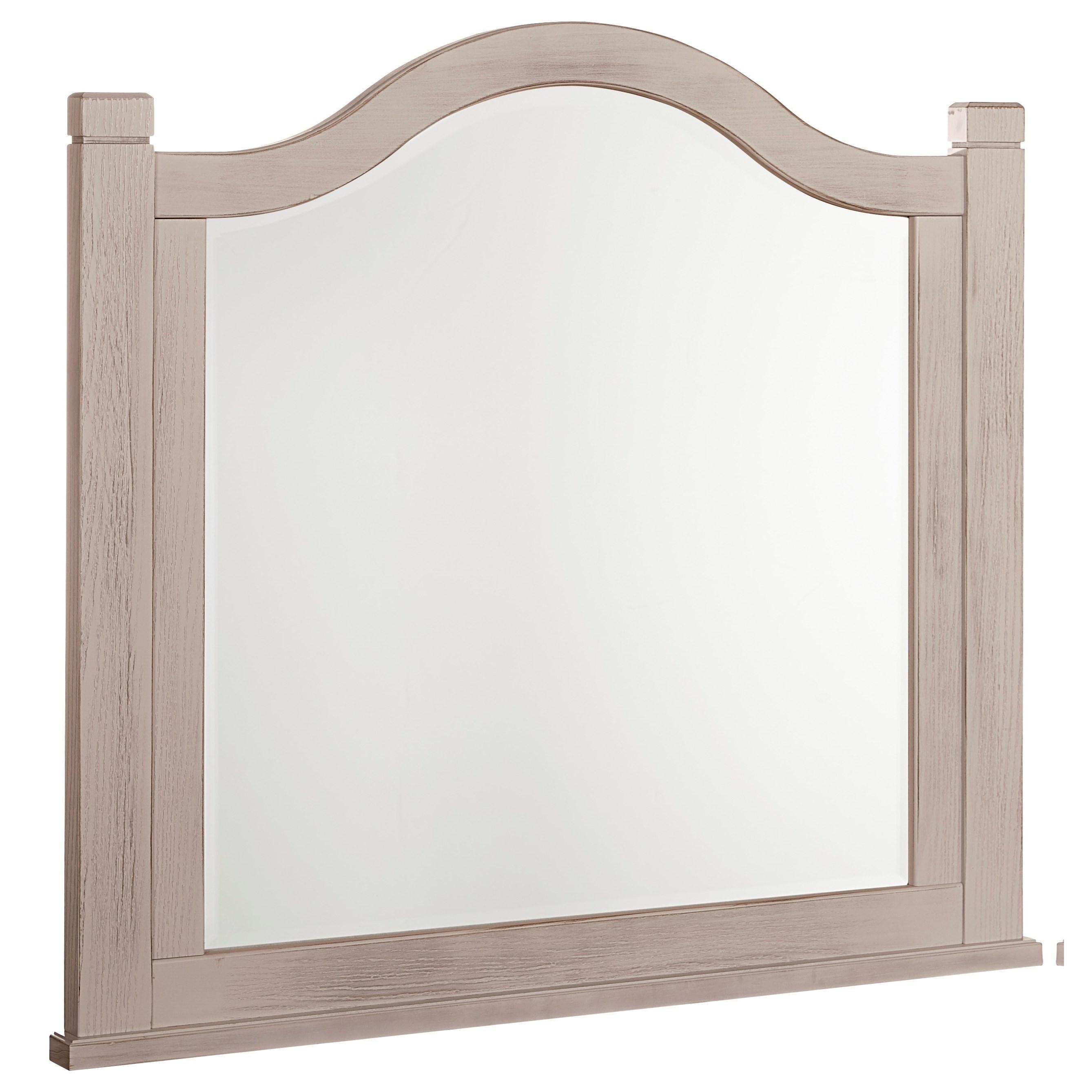 Transitional Master Arch Mirror