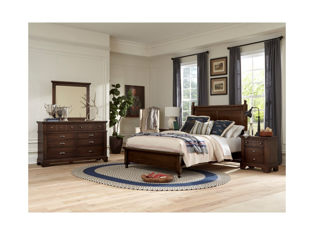 Laurel Mercantile Co. LMCo. Home Queen Bedroom Group