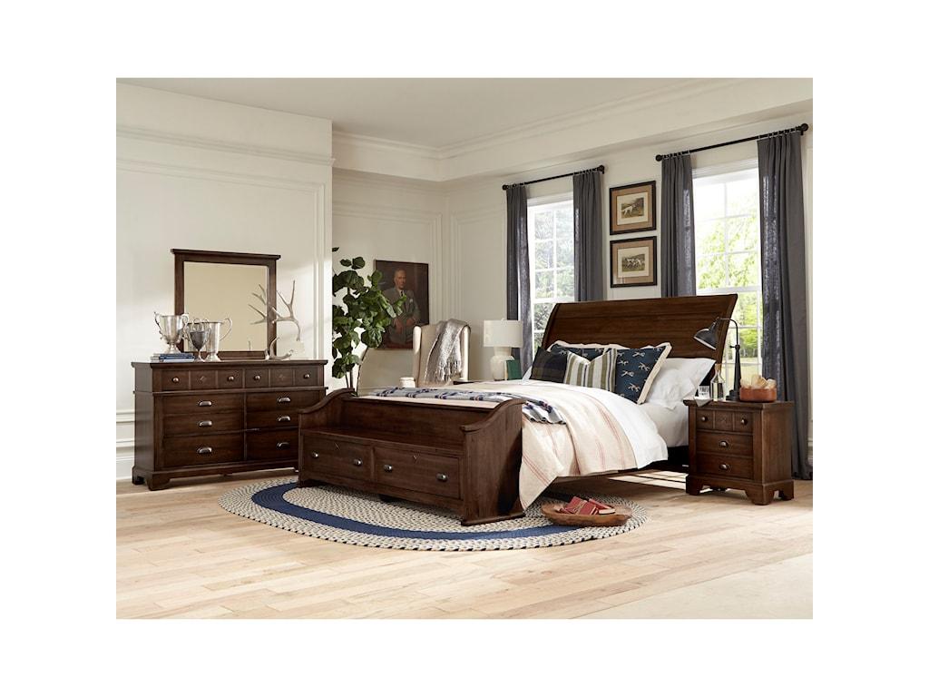 Laurel Mercantile Co. LMCo. Home Queen Bedroom Group