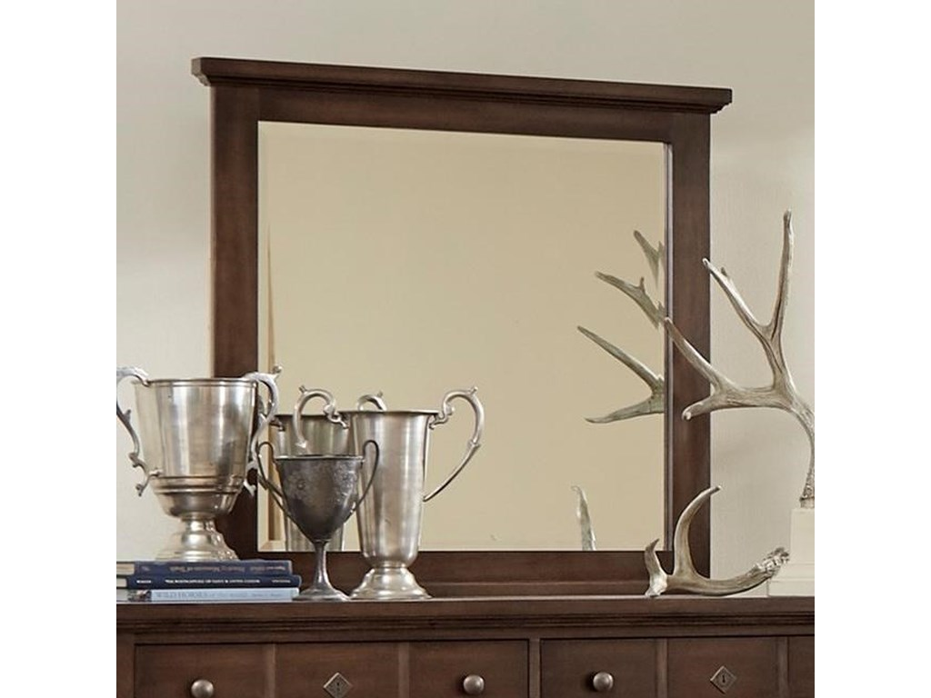Laurel Mercantile Co. LMCo. Home Dresser Mirror