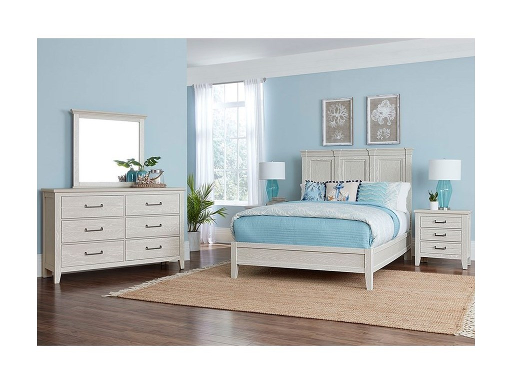 Laurel Mercantile Co. PassagewaysCalifornia King Low-Profile Bed