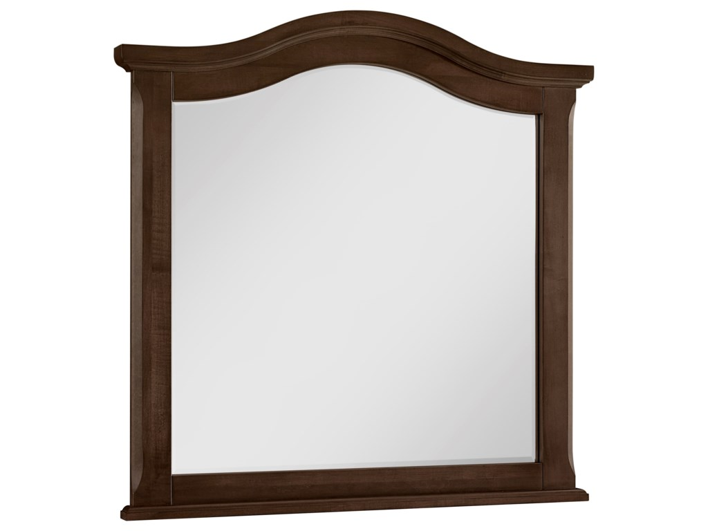Laurel Mercantile Co. ScotsmanTall Arched Mirror