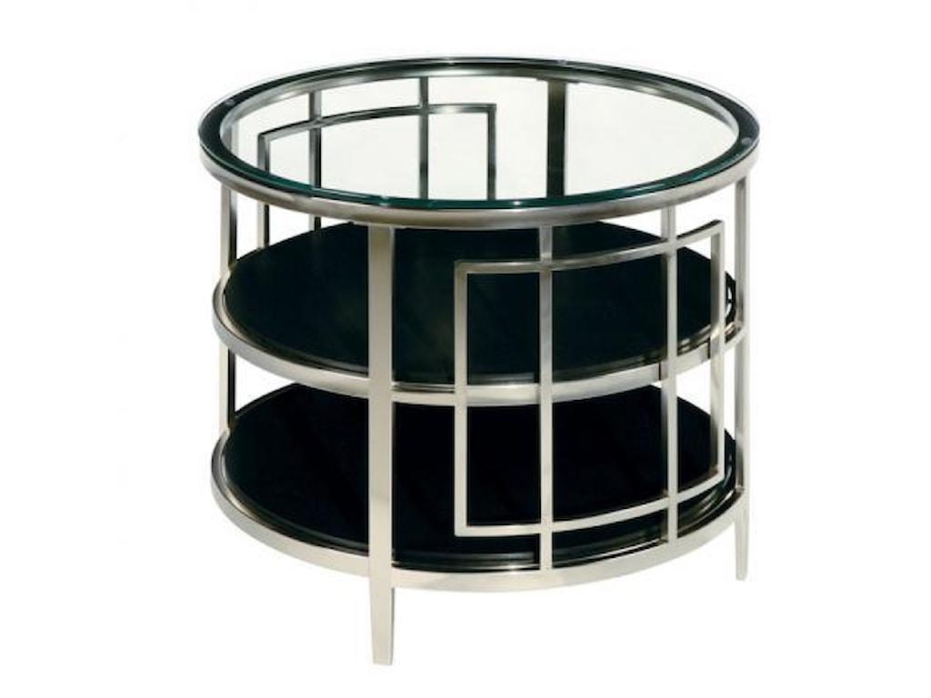 LaurelHouse Designs MatrixRound End Table