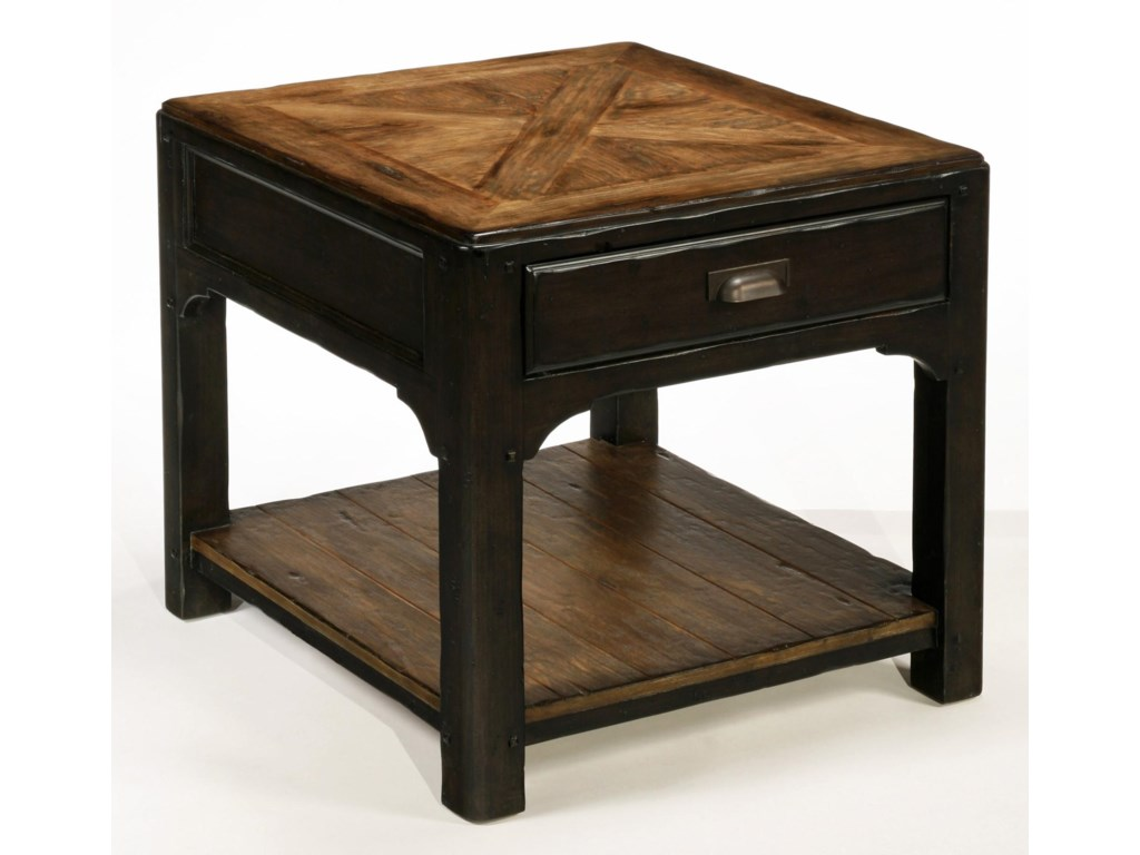 LaurelHouse Designs CarsonEnd Table