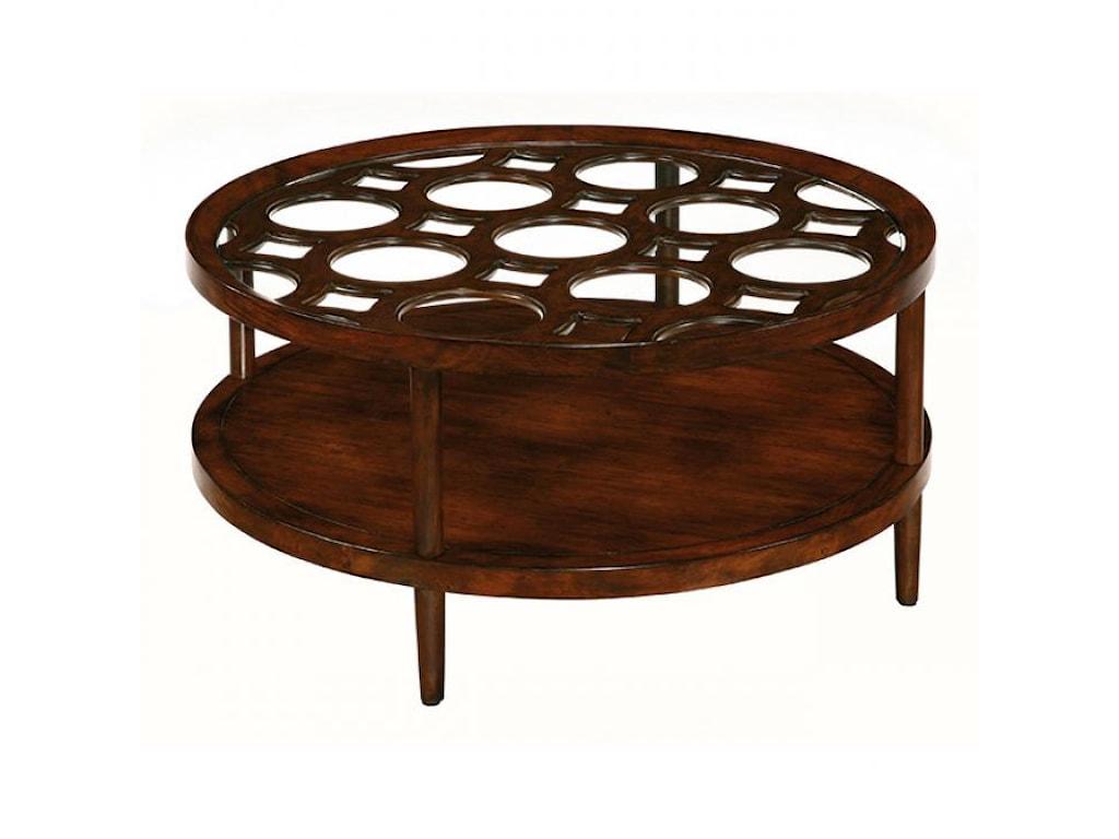 LaurelHouse Designs OrbitRound Cocktail Table