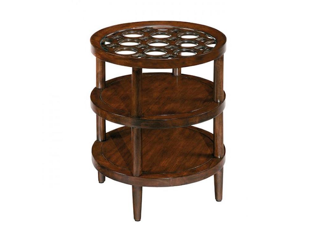 LaurelHouse Designs OrbitRound End Table