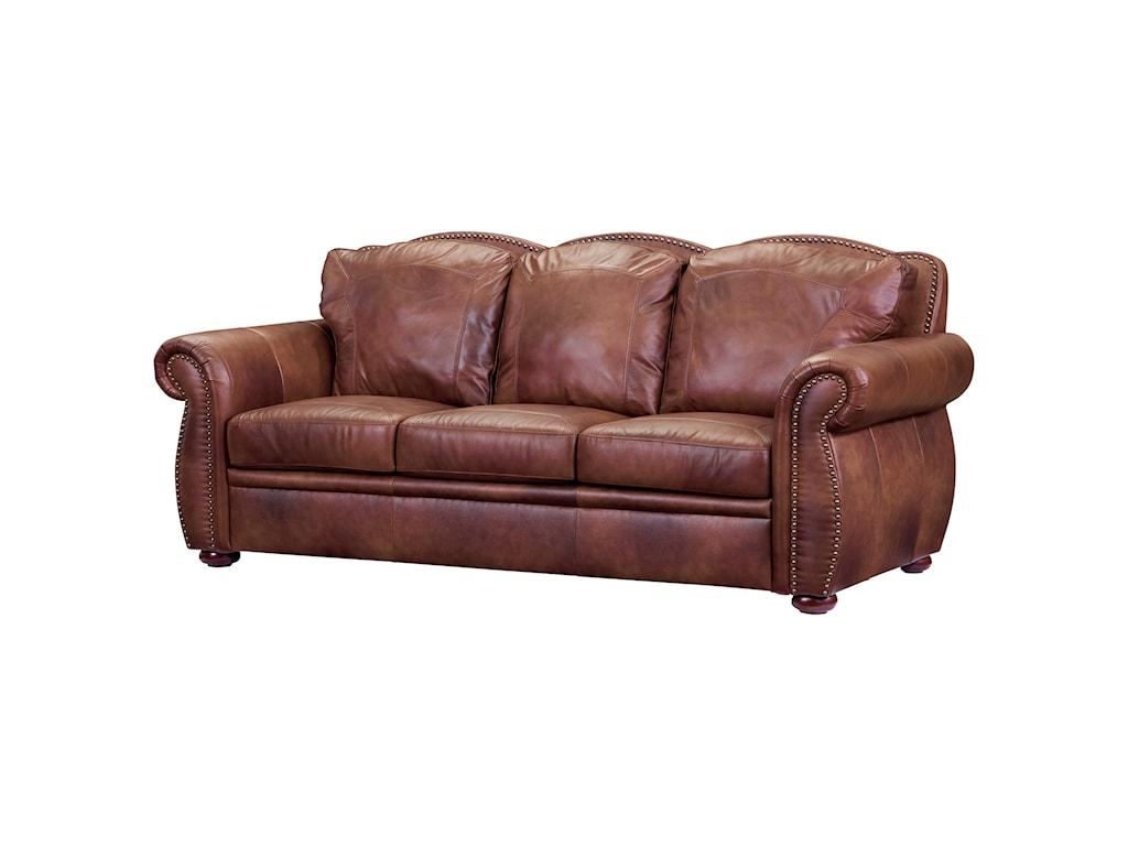 Leather Italia USA ArizonaLeather Sofa