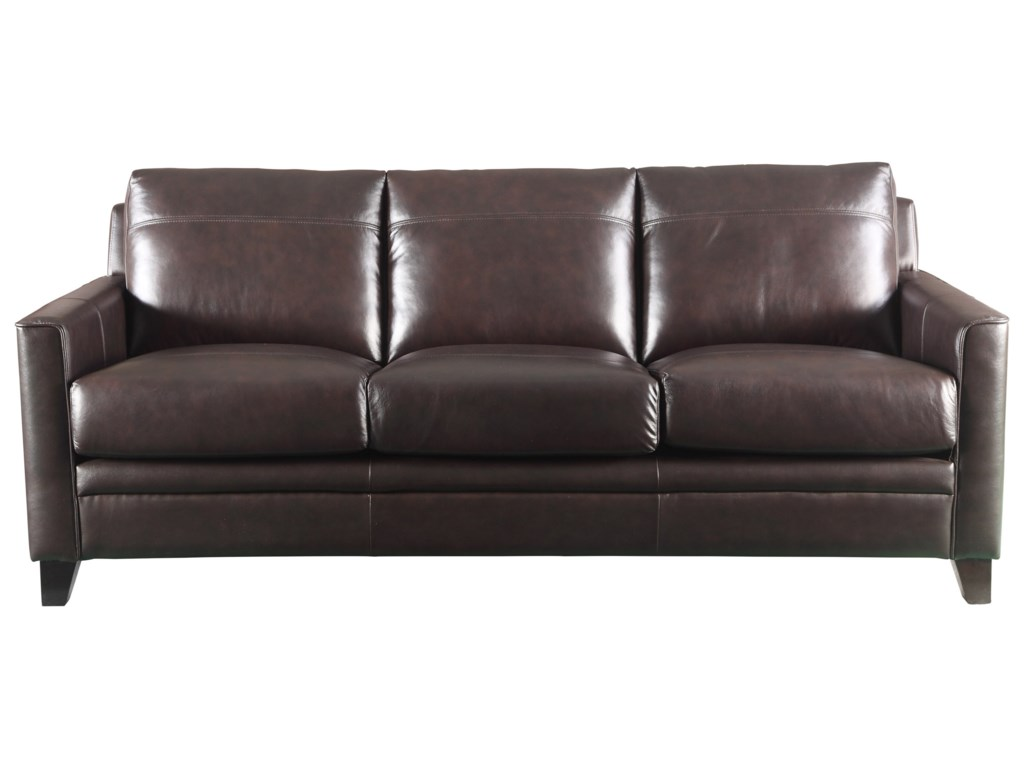 Fletcher Leather Sofa