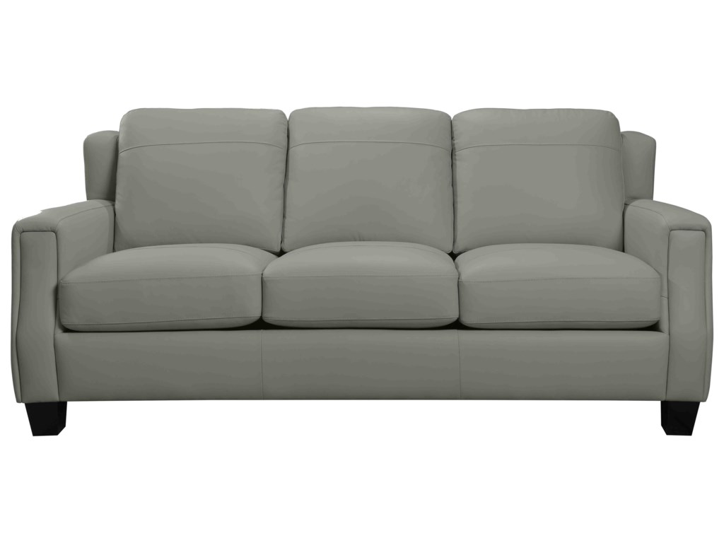 Leather Italia Baden Sofa | Bennett\'s Furniture and Mattresses | Sofas