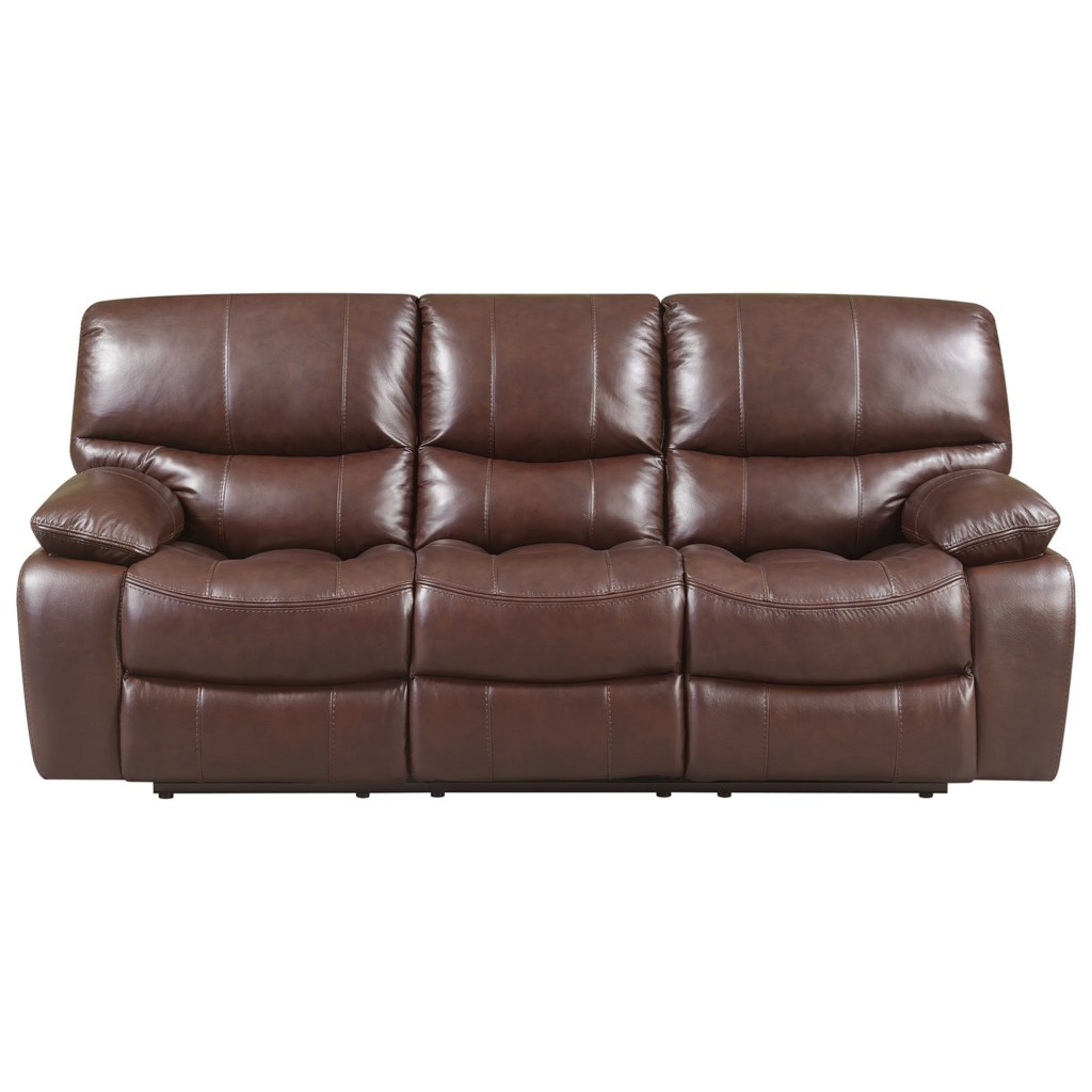 Leather Italia USA Presidential Hampstead Power Reclining