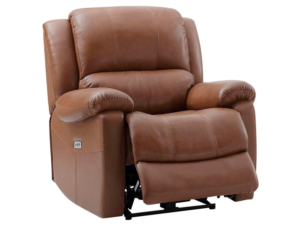 Leather Italia USA XANPower Reclining Chair