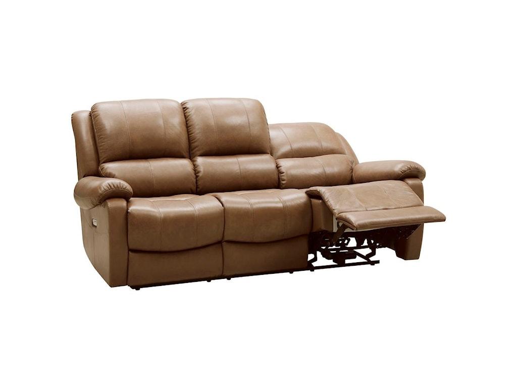Leather Italia USA XANPower Reclining Sofa