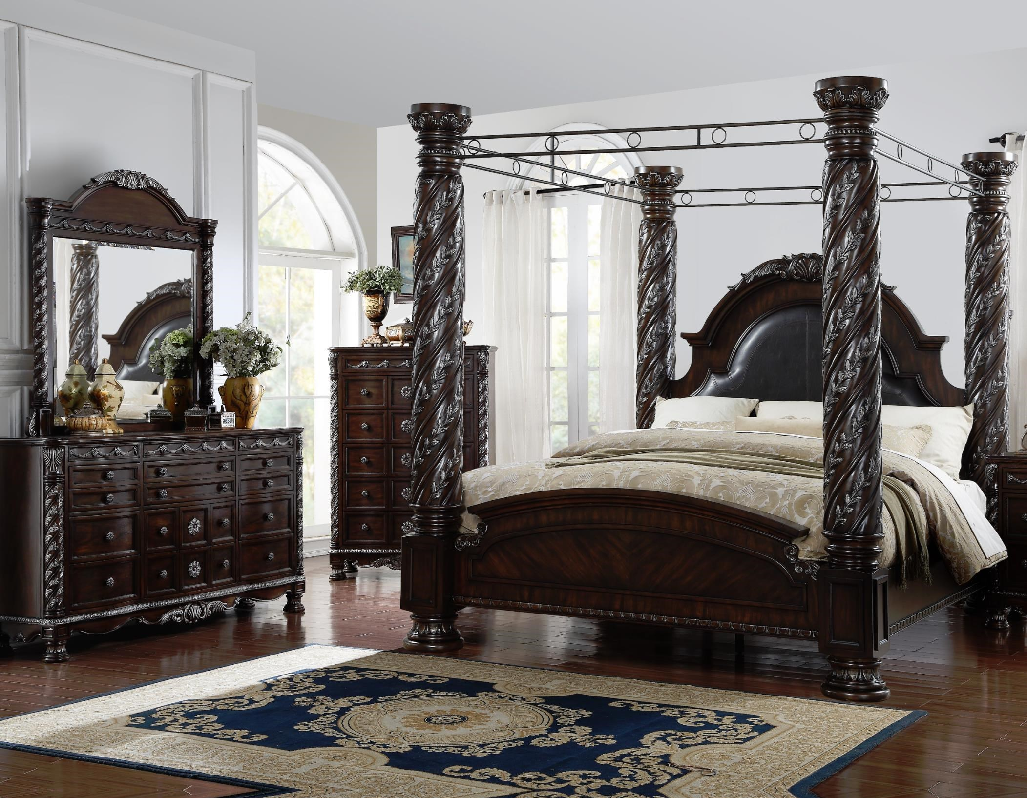 Lee Furniture La RochelleKing 5 Piece Bedroom Group