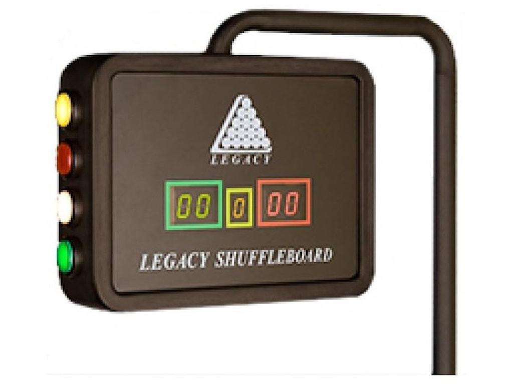 Legacy Billiards Game Room AccessoriesScoreboard