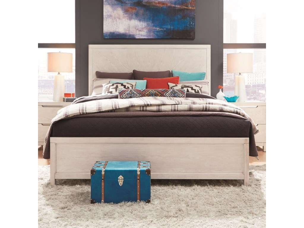 Legacy Classic 11 WestKing Panel Bed