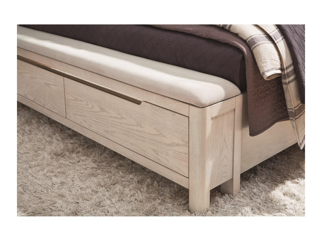 Legacy Classic 11 WestKing Panel Storage Bed