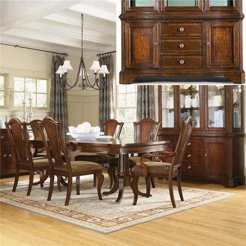 Legacy Classic American Traditions 8Pc Dining Room