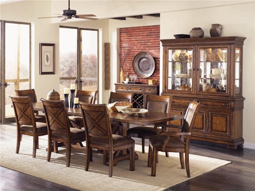 Legacy Classic Larkspur 9Pc Dining Room