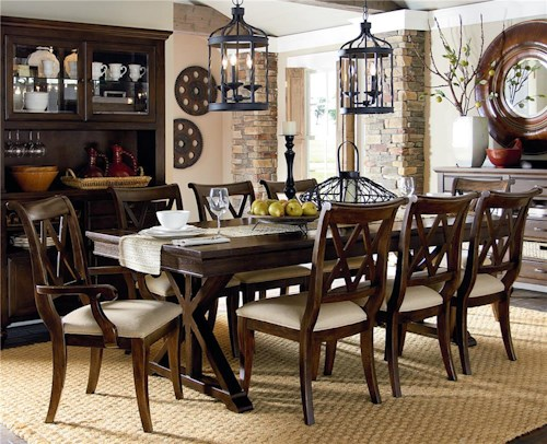 Legacy Classic Thatcher 7Pc Dining Room | Wayside Furniture | Dining ...