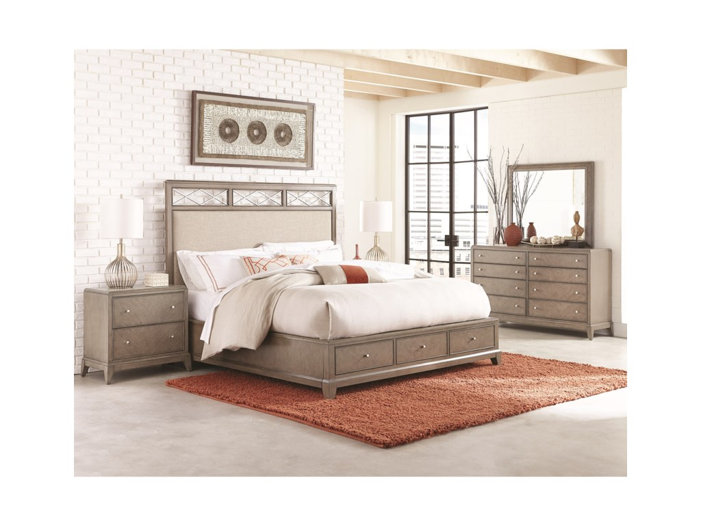 Legacy Classic ApexCalifornia King Bedroom Group