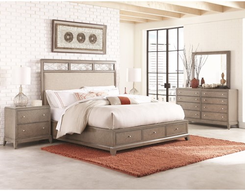 Legacy Classic Apex California King Bedroom Group