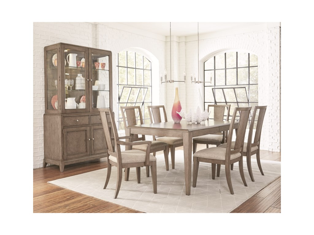 Legacy Classic ApexFormal Dining Room Group