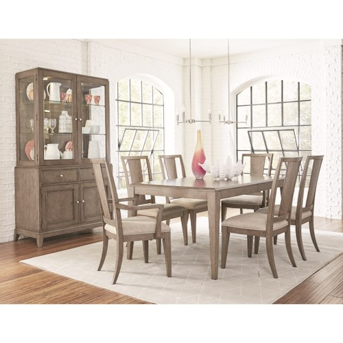 Legacy Classic Apex Formal Dining Room Group