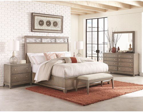 Legacy Classic Apex King Bedroom Group