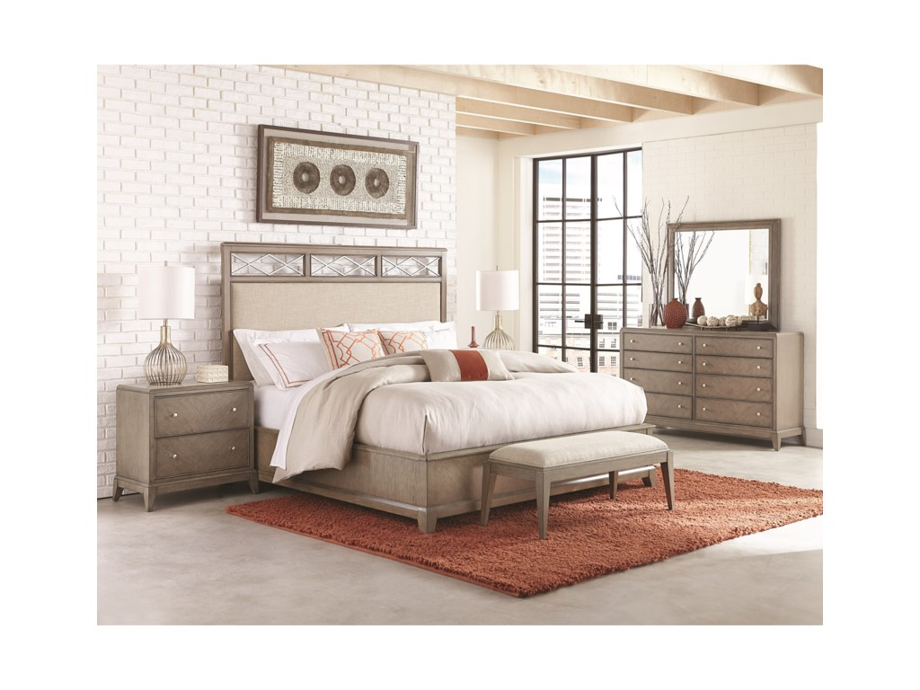 Legacy Classic ApexQueen Bedroom Group
