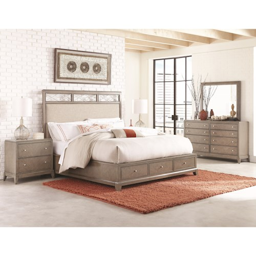Legacy Classic Apex Queen Bedroom Group
