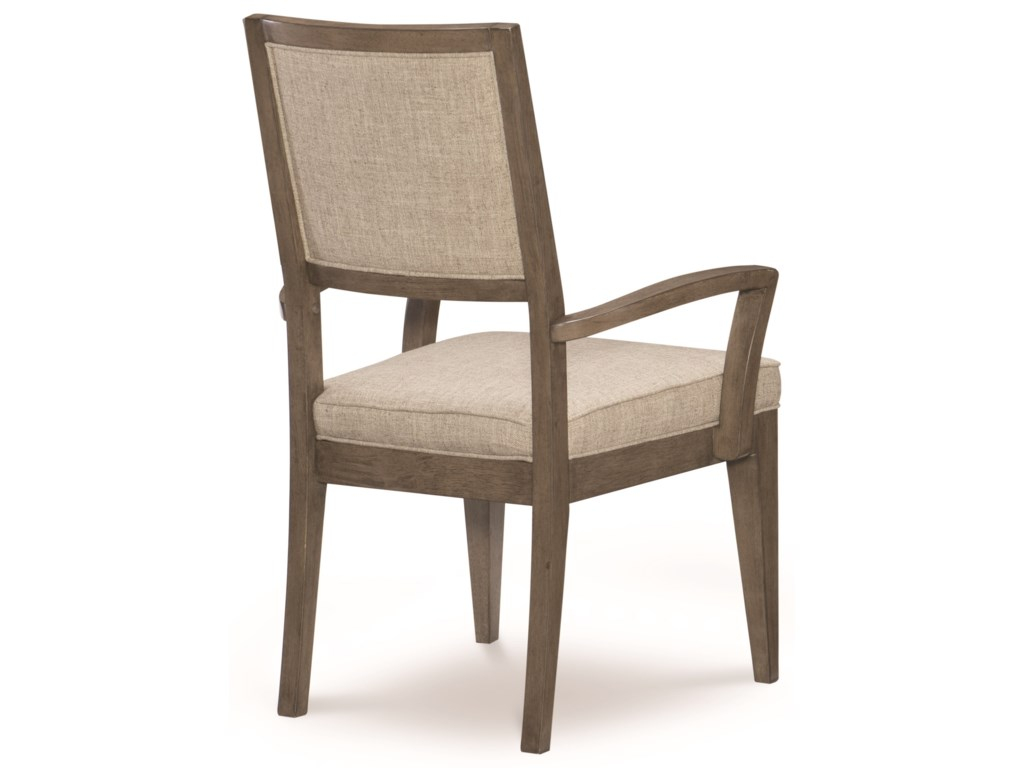 Legacy Classic ApexUpholstered Back Arm Chair