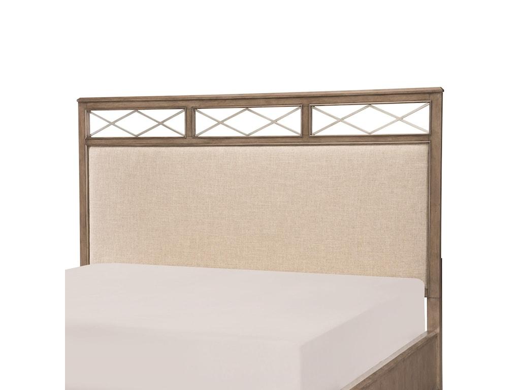 Legacy Classic ApexQueen Upholstered Platform Headboard