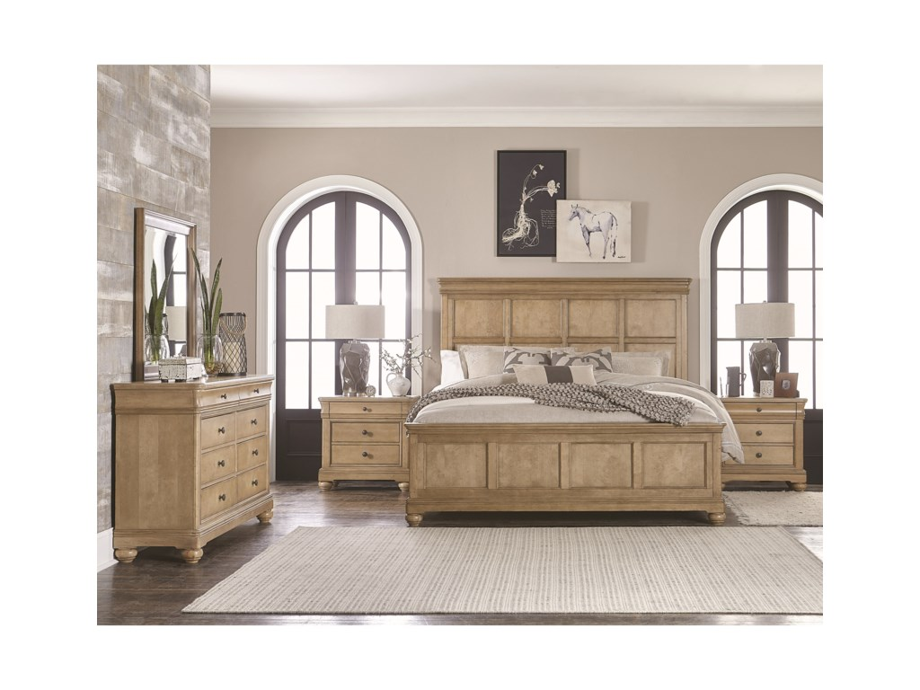Legacy Classic Ashby WoodsQueen Bedroom Group