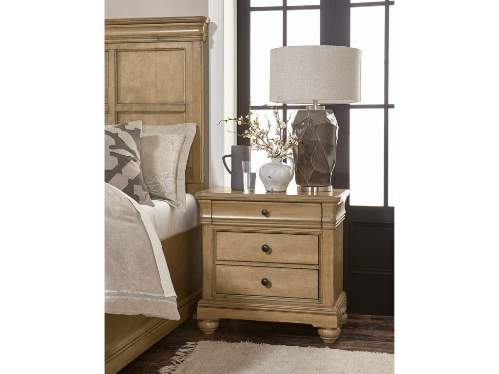 Legacy Classic Ashby WoodsNightstand