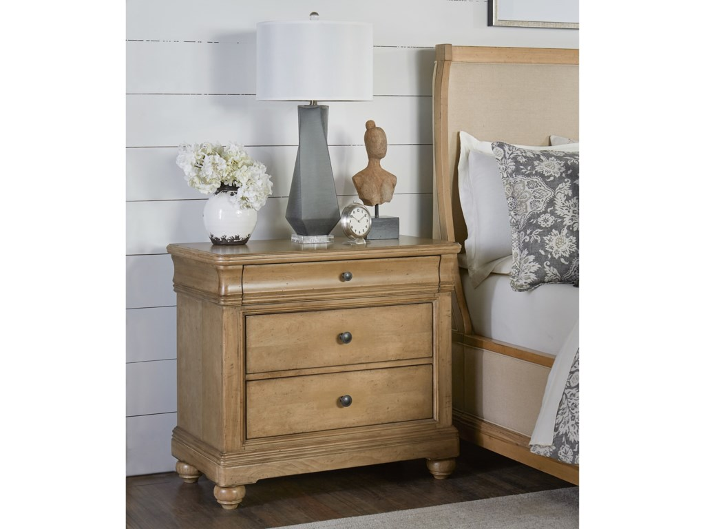 Legacy Classic Ashby WoodsBedside Chest