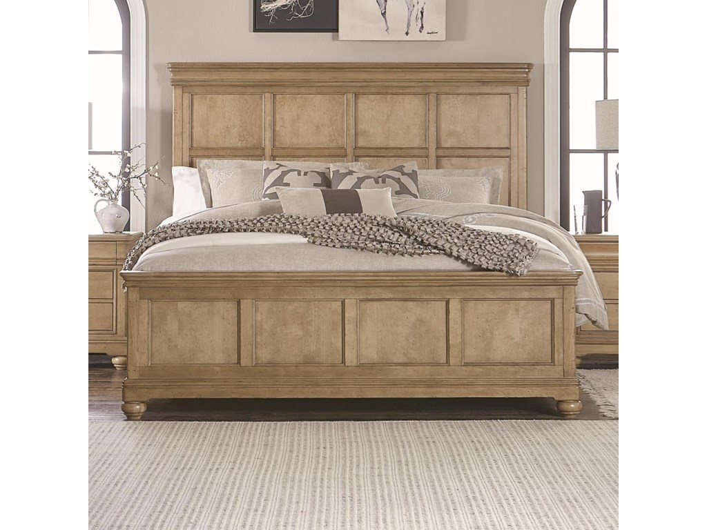 Legacy Classic Ashby WoodsQueen Panel Bed