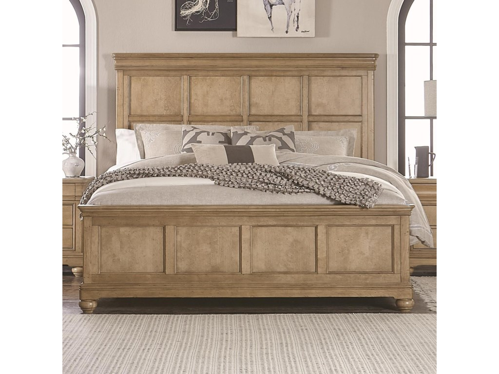 Legacy Classic Ashby WoodsKing Panel Bed