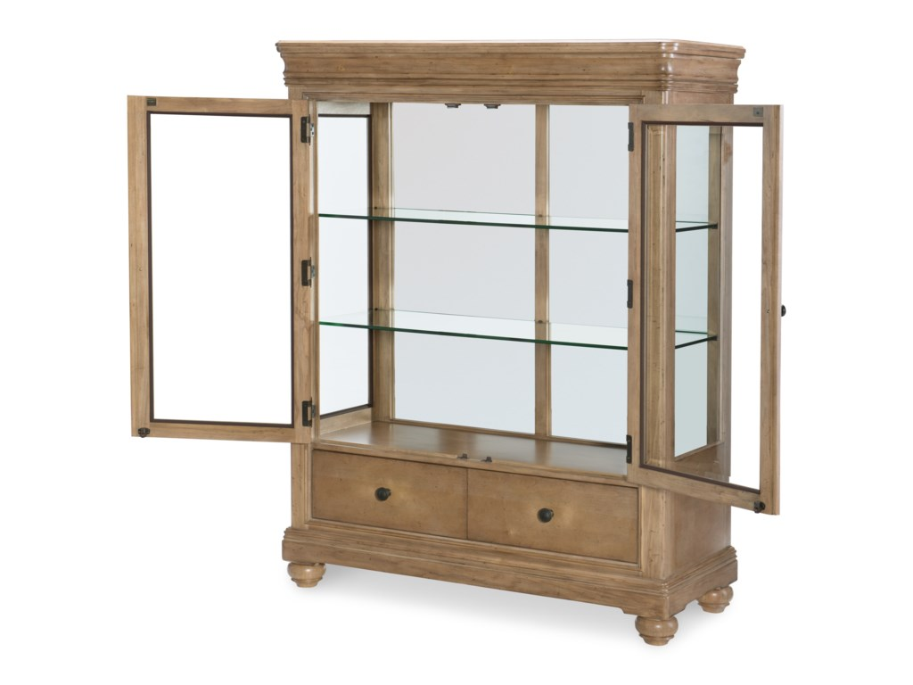 Legacy Classic Ashby WoodsDisplay Cabinet