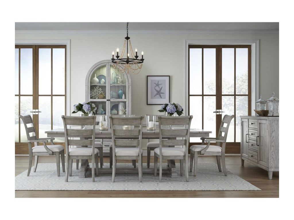 Legacy Classic BelhavenFormal Dining Room Group